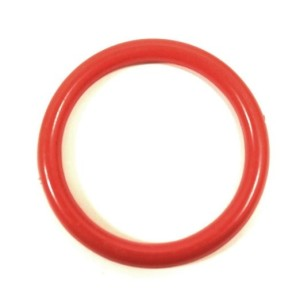 Simple plastic ring can  be used for hoopla.
